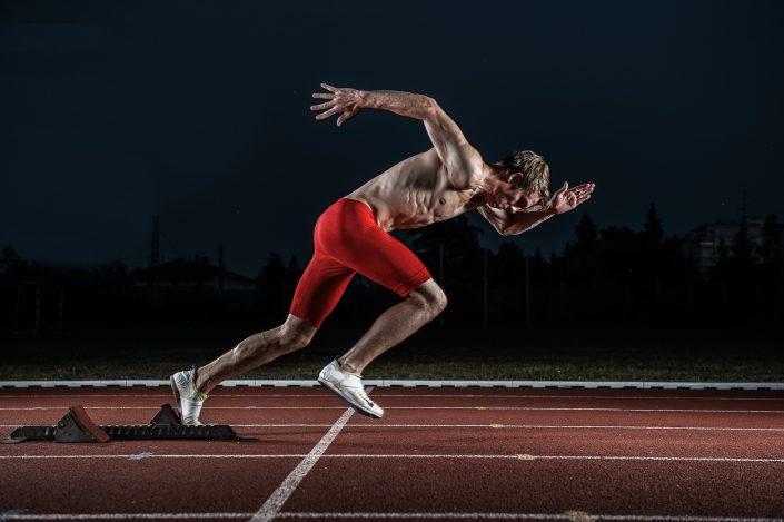Sportfotografie für Leichtathleten