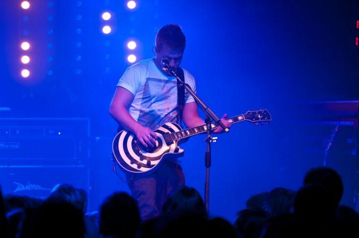 Fotografie für Bands und Konzertreportagen