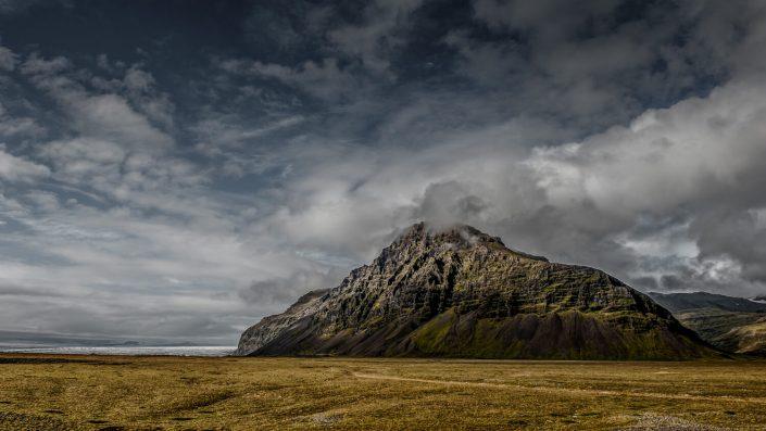 Spektakuläre Natur auf Island
