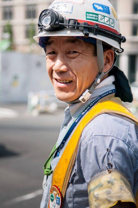 Fotoreportage nach Tokio und zu anderen Orten in Japan